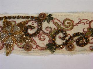 Close-up bracelet