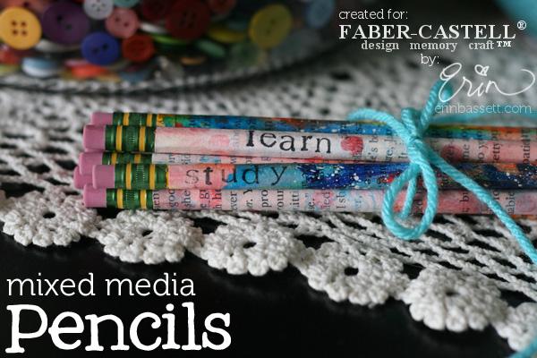 Erin Bassett - Faber-Castell - Pencils