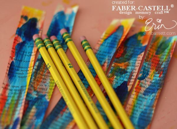 Erin Bassett - Faber-Castell - Pencils 1