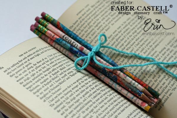 Erin Bassett - Faber-Castell - Pencils 5