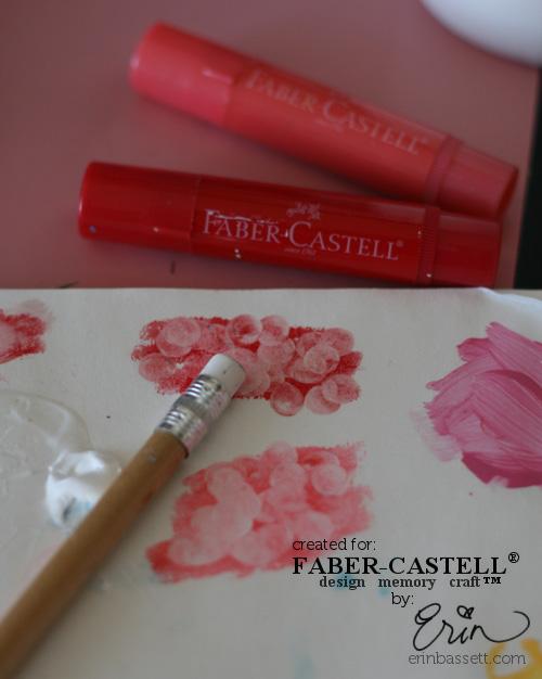 Erin Bassett - Faber-Castell - Pencils 3