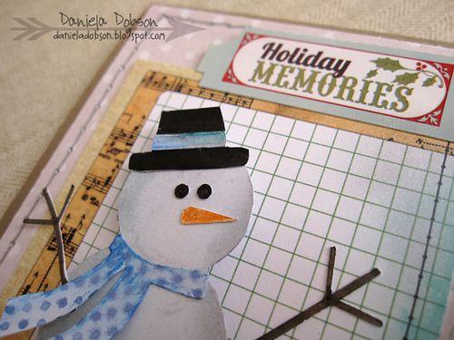 Holiday memories close by Daniela Dobson