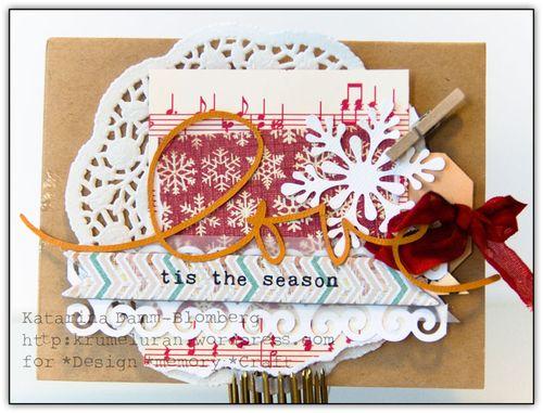 Christmas-envelope-Katarina-Damm-Blomberg