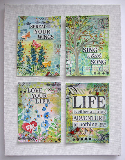ATC collection by Daniela Dobson