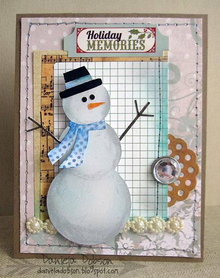 Holiday Memories by Daniela Dobson