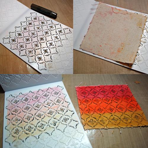 Letterpress Collage