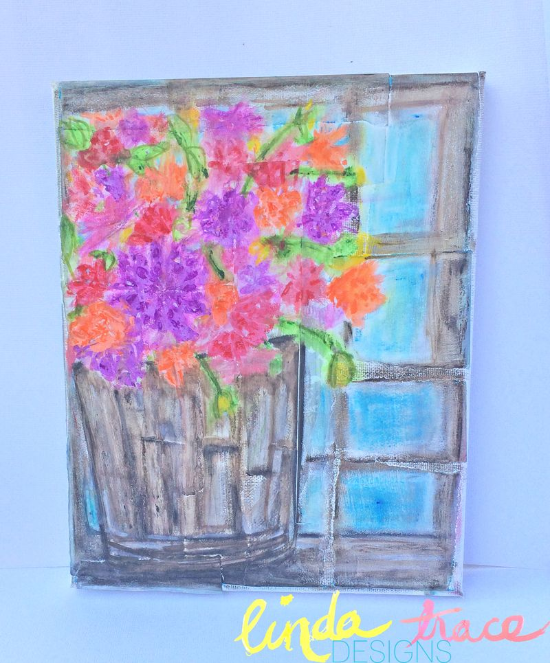 Canvas_flowers