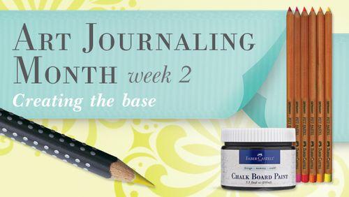Art Journaling Banner 2