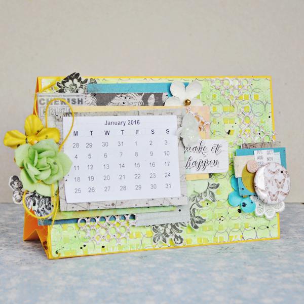 Faber-castell-calendar-tutorial-january-evgenia-kovtun