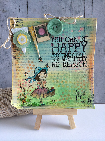 Happy by Daniela Dobson