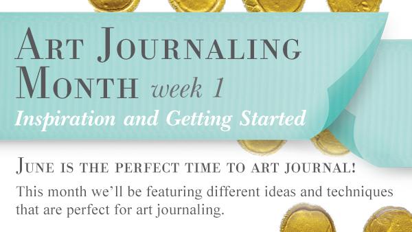 Art Journaling Banner 1
