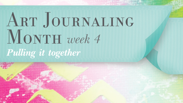 Art Journaling Banner 4