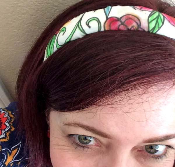 Headband Beauty Shot
