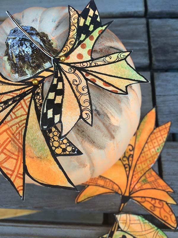 Pumpkin Beauty Two