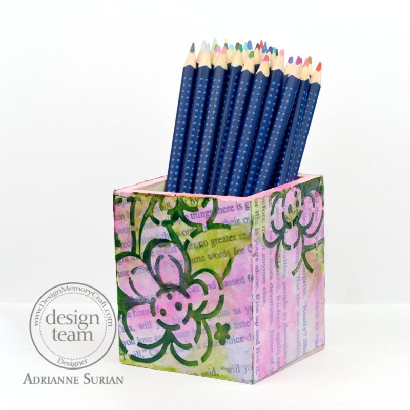 Pencil Cup 5 WM