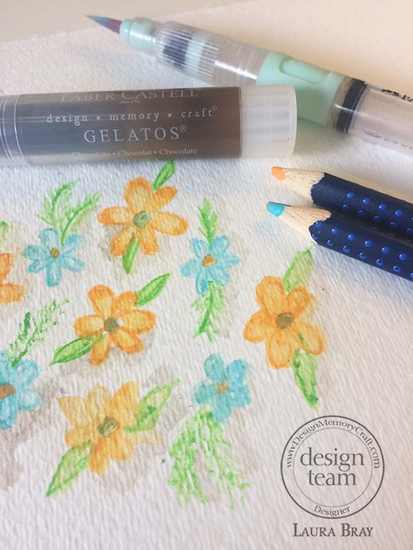 Watercolor Floral Design with Laura Bray