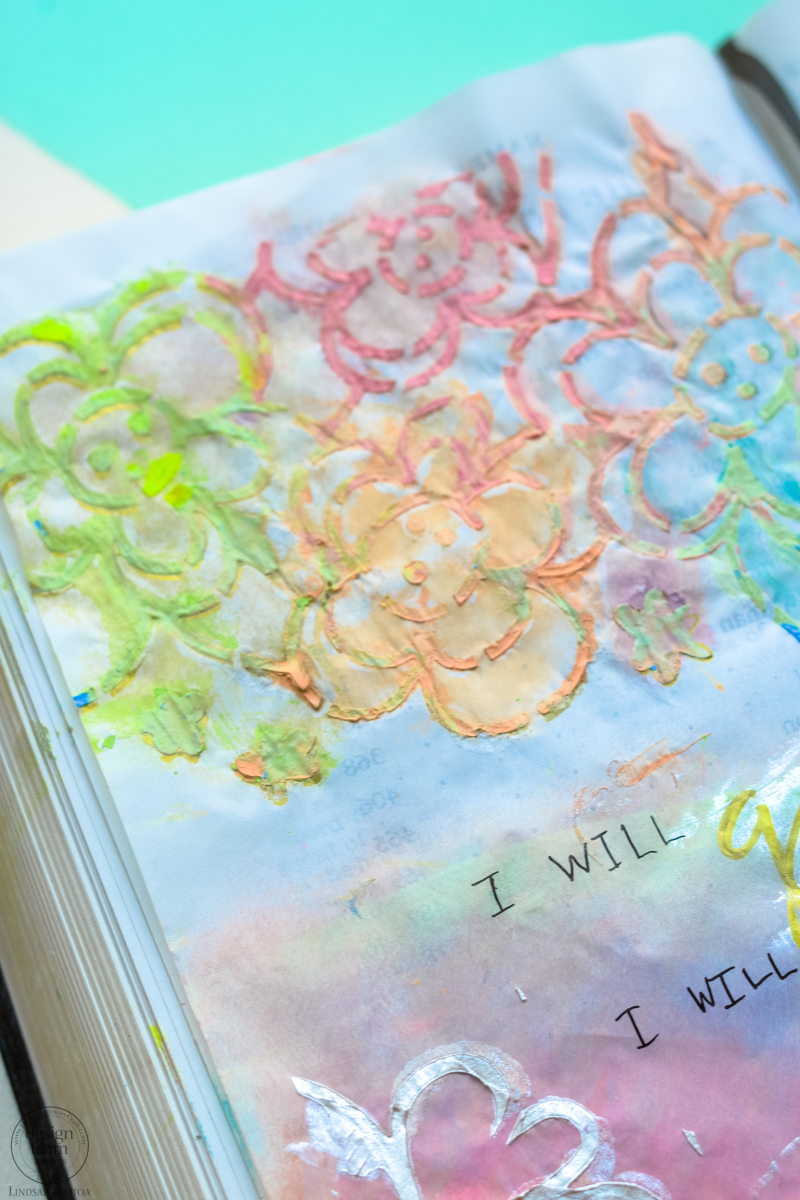 Bible Journaling with Faber Castell-1