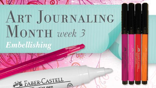 Art Journaling Banner 3