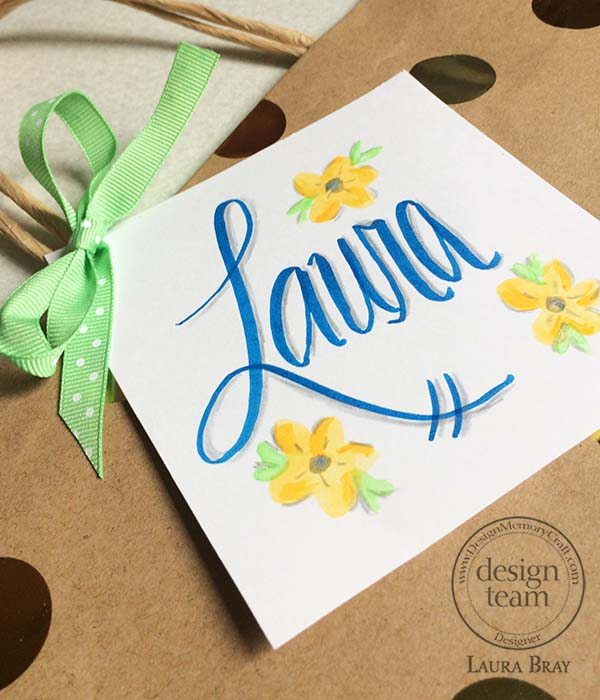 Hand Lettering with Laura Bray