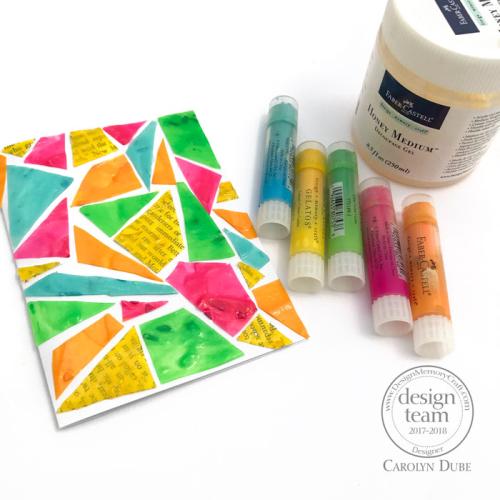 Honey-medium-faber-castell-gelatos-tutorial-carolyn-dube-4