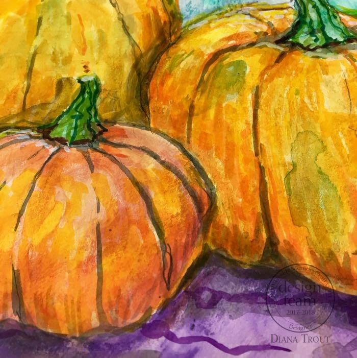 Pumpkins Finished #1